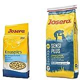 Josera 15 kg SensiPlus & 1,5 kg Knuspies