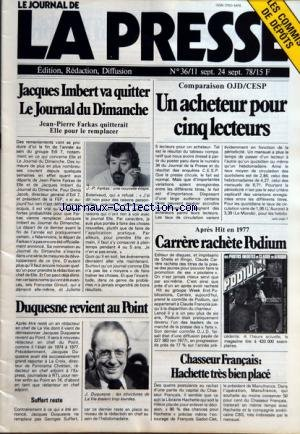 journal-de-la-presse-le-no-36-du-11-09-1978-comparaison-ojd-cesp-un-acheteur-pour-5-lecteurs-jacques