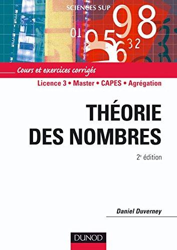 Théorie des nombres - 2ème édition