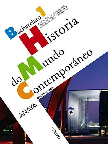 Historia do Mundo Contemporáneo. (Serie Joaquim Prats)