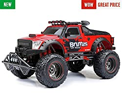 New Bright Rc Brutus Truck 1:8