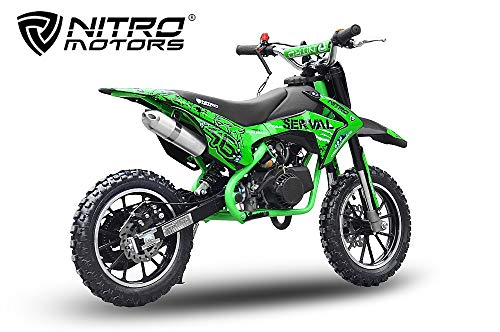 Zoom IMG-3 motorbimbo nitro motors minicross serval