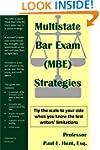 Multistate Bar Exam (MBE) Strategies