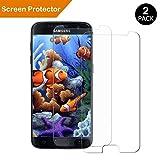 Molto Resistente ai graffi e sporco resistente pellicola protettiva in vetro per Samsung Galaxy S7 immagine