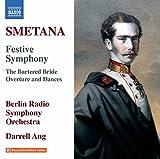 Smetana: Festive Symphony [Berlin Radio Symphony Orchestra; Darrell Ang; Darrell Ang] [Naxos: 8573672]