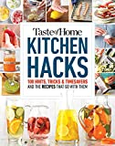 Have a light-bulb moment every day when you open Taste of Home Kitchen Hacks. 100 hints, tips and hacks plus 100 recipes that put those hacks in action are all contained in Taste of Home Kitchen Hacks.With Taste of Home Kitchen Hacks you'll ...