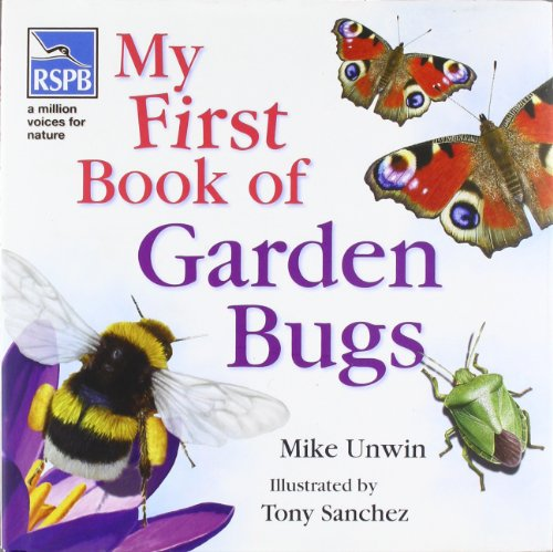 My First Book of Garden Bugs (RSPB)