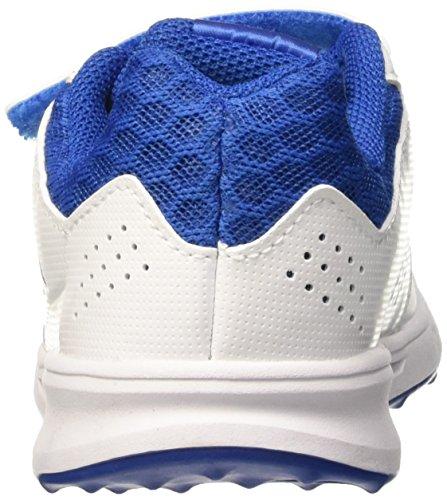 adidas Lk Sport 2 Cf K, Chaussures de Running Compétition Garçon, Pink/Weiß/Mint, 30 EU Multicolore - mehrfarbig (Ftwwht/Shoblu/Eqtblu)