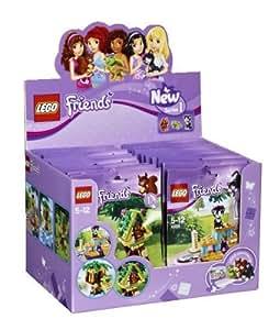 Lego Friends - 6029277 - Jeu de Construction - Boîte de 24 Sachets - Série 1