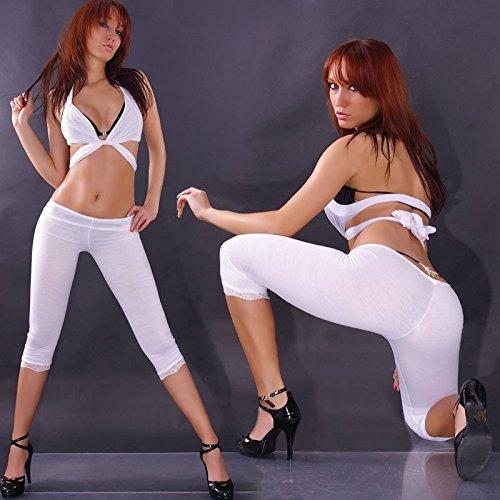 Mela Proibita - Short - Femme Blanc