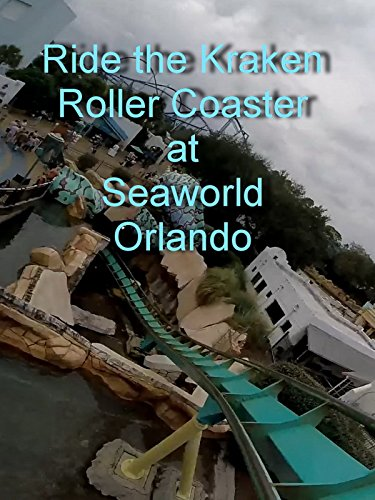 Image of Take a ride on the Kraken rollercoaster at Seaworld