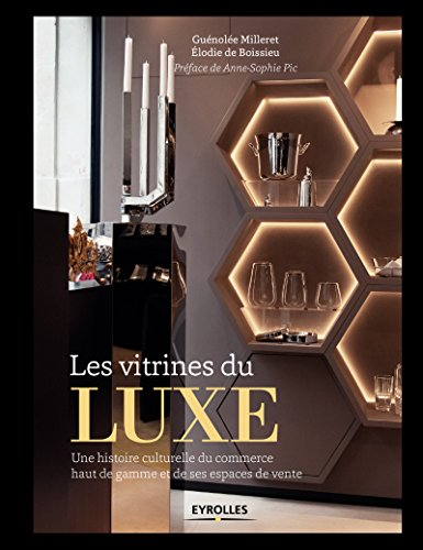 Les vitrines du luxe: Une histoire culturelle du commerce haut de gamme et de ses espaces de vente.
