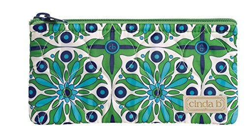 cinda-b-happy-zip-pouch-verde-bonita-one-size