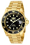 Invicta 8929OB Pro Diver Unisex Wrist Watch Stainless Steel Automatic Black Dial