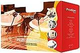 Prodipe PL21 Salmiéri Pack de 3 Microphone pour Percussion Noir