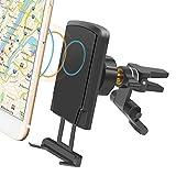 TOFURT Handyhalterung Auto Magnet Lüftung - KFZ Halterung für iPhone X/XS/XS Max/XR/8Plus/8,7/7Plus,6s/6, Samsung Galaxy S9/S9+, S8/S8Plus/Note8/S6 und alle Smartphone Navi GPS-Gerät Autohalterung