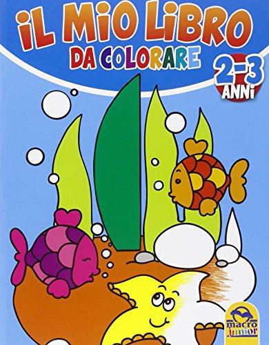Il mio libro da colorare