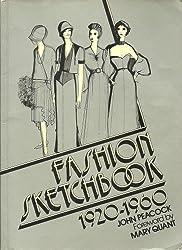 Fashion Sketchbook, 1920-60