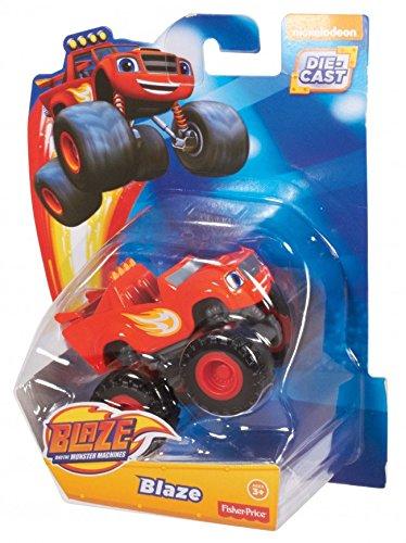 Fisher-Price Mattel CGF21 - Blaze Die-Cast - Fahrzeuge Die Cast