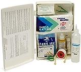 Armario de primeros auxilios Plastimed C Plus grupo C - Equipado para hasta 2 usos