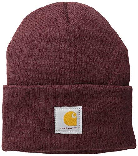 Carhartt A18 ACRYLIC WATCH HAT (Einheitsgröße) One Size PORT (Rib Cap)