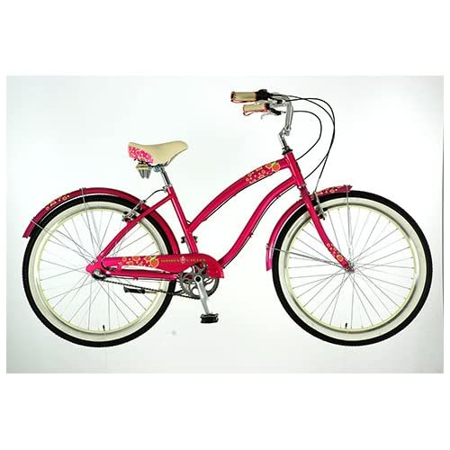 51%2B jo7nB1L. SS500  - Dawes Strawberry Ladies 3 Speed Shimano British Cruiser Bike (19)
