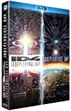 Coffret independence day 2 films : independence day 1 ; independence day 2 : resurgence [Blu-ray]