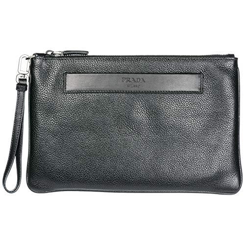 d852331cce Prada borsa a mano uomo nero, usato usato Spedito ovunque in Italia