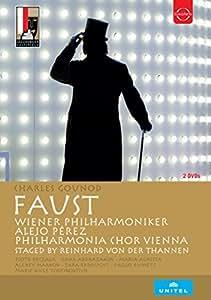 Gounod: Faust (Salzburger Festspiele 2016) [Blu-ray] [2017] [Region Free]