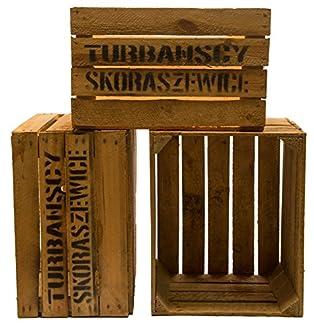 Abbildung 3er Set Massive Apfelkiste Weinkiste Von Kistenkolli Altes Land