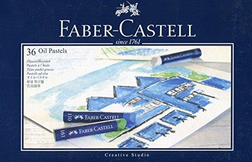 Faber-Castell 127036 - Permanente Ölpastellkreide STUDIO QUALITY, 36er  Etui