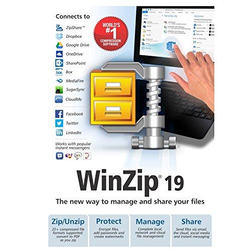 Corel Winzip 19 Standard PKC EFS Edition