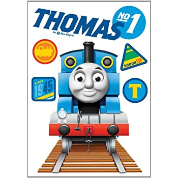 Decofun, Thomas The Tank Engine, Giant Wall Sticker Part 96