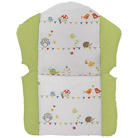 Sitzverkleinerer Waldhochzeit weiche Polsterung wasserabweisend • Baby Hochstuhl Stuhl Sitz Kissen Auflage