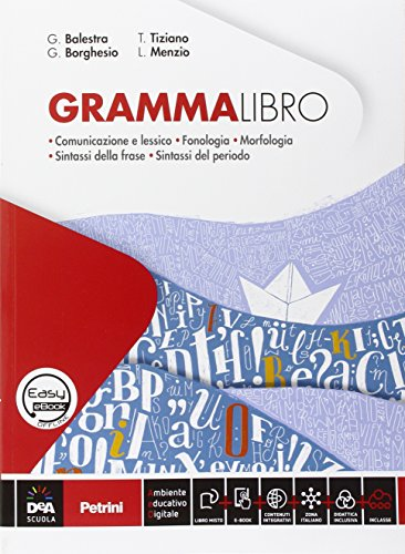 Grammalibro. Tavole plastificate. Per la Scuola media. Con DVD-ROM. Con e-book. Con espansione online