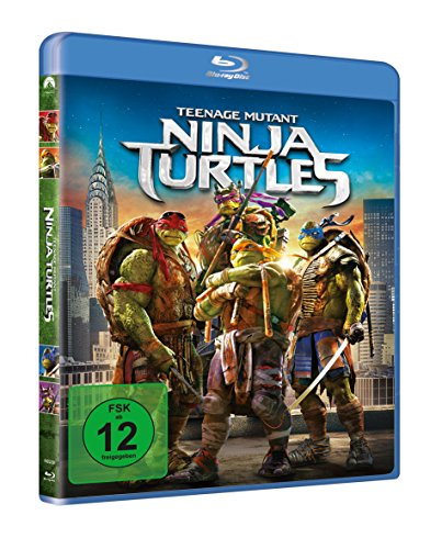 Image of Teenage Mutant Ninja Turtles [German Version]