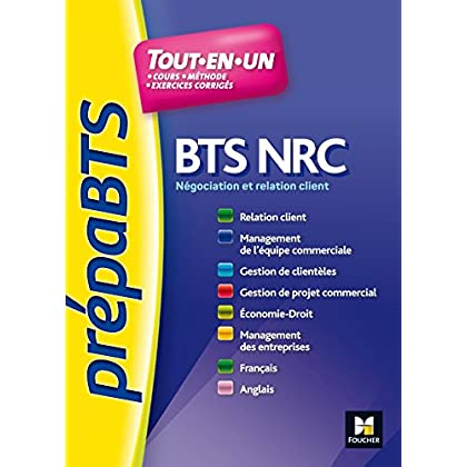 PREPABTS BTS NRC -Toutes les matières - Nº5