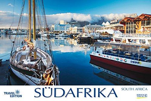 Südafrika 212219 2019: Großer Foto-Wandkalender mit Bildern Afrika. Travel Edition mit Jahres-Wandplaner. PhotoArt Panorama Querformat: 58x39 cm.