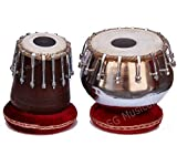 SG Musical Nut/bolt tuned iron Tabla Set