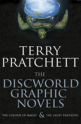 The Discworld Graphic Novels: The Colour of Magic and The Light Fantastic: 25th Anniversary Edition:The Colour of Magic,The Light Fantastic