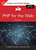 With PHP for the Web, Fifth Edition: Visual QuickStart Guide, students can start from the beginning to get a tour of the programming language or look up specific tasks to learn just what they need to know. This task-based visual reference guide uses ...