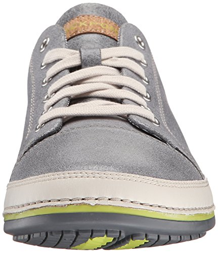 Rockport HarborPoint Hommes Large Cuir Baskets Castle Rock