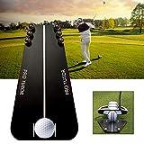 Todaytop Golf Putting Spiegel Training Ausrichtung Tragbarer Spiegel Golf Aid Alignment Tools Golfzubehör Trainingshilfe für Golf Putting für Golfanfänger oder Fortgeschrittene