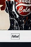 Fallout 4 - Nuka Cola Gerahmtes Bild Mehrfarbig Vergleich