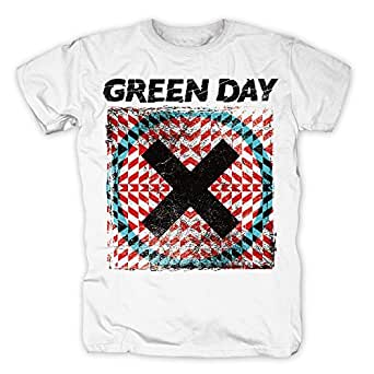 Green Day Band T-Shirt - Xllusion (L)