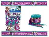 Disney Frozen Party Supplies Confetti & Streamer Decorating Kit