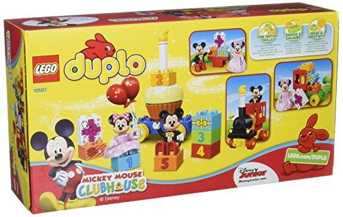 *Lego Duplo Disney – La Parade d'anniversaire de Mickey et Minnie – 10597 – Jeu de Construction Prix