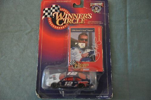 winners-circle-1-64-scale-diecast-with-collectible-card-50th-anniversary-jeremy-mayfield-12-1998-mob