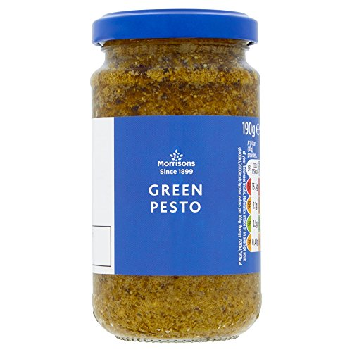 Morrisons Green Pesto, 190g
