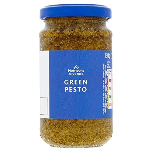 Morrisons Green Pesto, 190g